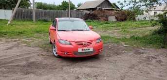 Воронеж Mazda3 2004