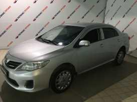 Миасс Corolla 2012