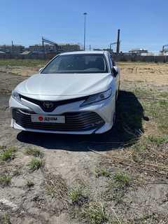 Новосибирск Toyota Camry 2019