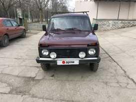 Керчь 4x4 2121 Нива 1983