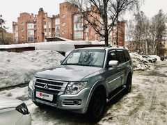 Томск Pajero 2015