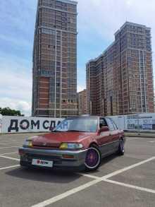 Краснодар Civic 1990