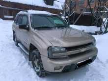 Новосибирск TrailBlazer 2003