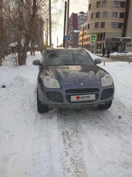 Барнаул Cayenne 2003
