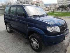 Геленджик УАЗ Патриот 2012