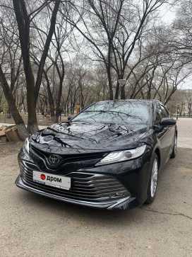 Благовещенск Toyota Camry 2018