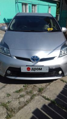 Вольск Prius 2012