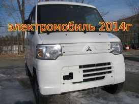 Владивосток Minicab MiEV 2014