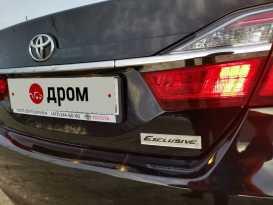 Курган Toyota Camry 2017