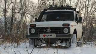 Елизово 4x4 2121 Нива 2007