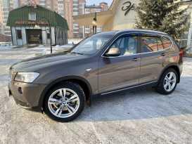 Абакан BMW X3 2011