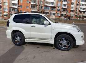 Севастополь Land Cruiser Prado