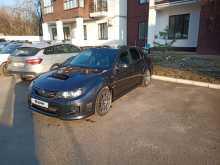 Ярославль Impreza WRX STI
