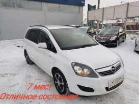 Омск Zafira 2012