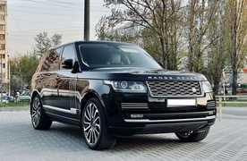 Ростов-на-Дону Range Rover 2015