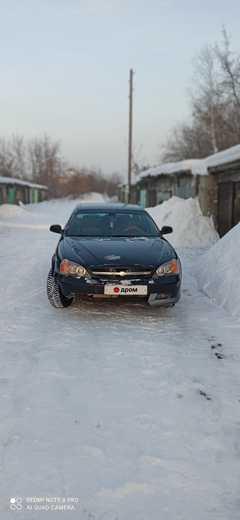 Полысаево Evanda 2005