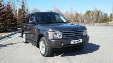 Омск Range Rover 2003