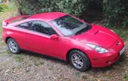 Сочи Celica 2002