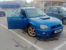 Тольятти Impreza WRX 2004