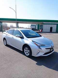 Барнаул Toyota Prius 2017