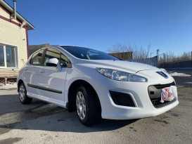 Курган Peugeot 308 2012