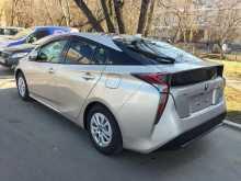 Москва Toyota Prius 2017