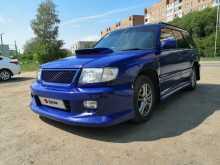 Омск Forester 1998