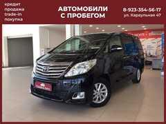 Красноярск Alphard 2012