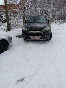Москва Captiva 2014