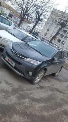 Оренбург RAV4 2013