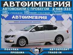 Красноярск Skoda Octavia 2017