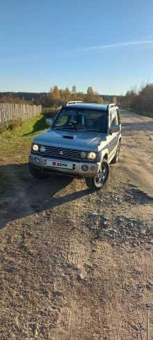 Тверь Pajero Mini 2001