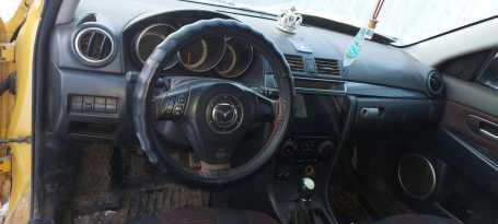 Новонукутский Mazda3 2004