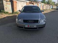 Большеустьикинское A6 2003