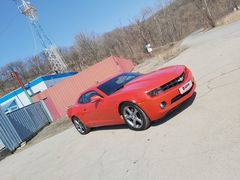Владивосток Camaro 2013