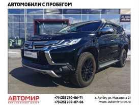 Владивосток Pajero Sport 2019