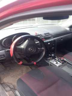 Таксимо Mazda3 2005