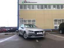 Псков Mazda3 2015