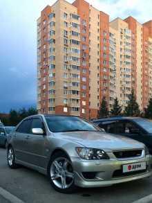 Челябинск Altezza 2002