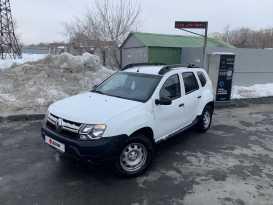 Омск Duster 2016