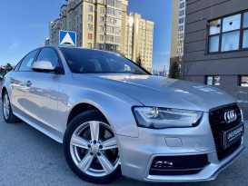 Кемерово Audi A4 2012