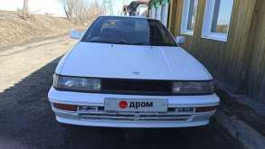 Томск Corolla Levin 1989