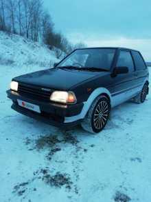 Иркутск Starlet 1986