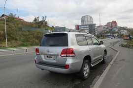 Владивосток Land Cruiser 2010