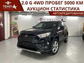 Владивосток Toyota RAV4 2019