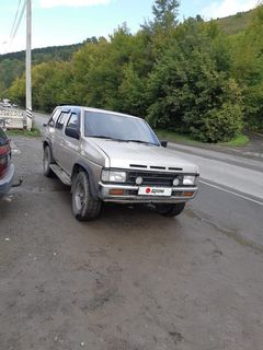 Горно-Алтайск Pathfinder 1995