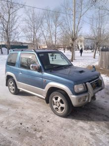 Забайкальск Pajero Mini 2004