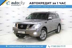 Новосибирск Nissan Patrol 2011