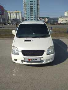 Барнаул Wagon R Plus 1999