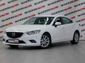 Сургут Mazda6 2016